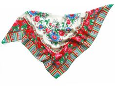 Russian scarf by A LA RUSSE
