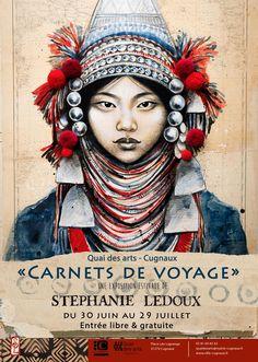 Stéphanie Ledoux: Velká letní výstava