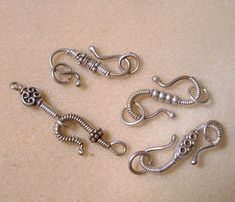 Making Wire Clasps | Make Your Own Clasps! | Ornamento