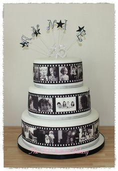 40th Birthday Cakes On Pinterest