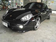 ขายรถเก๋ง PORSCHE CAYMAN ปอร์เช่ รถปี2011 สีดำ
