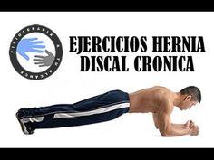 Hernia de disco cronica, ejercicios para fortalecer el abdomen y mejorar...