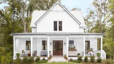 Multifunctional Porch  - CountryLiving.com