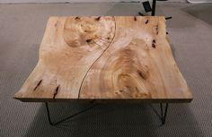 Superbe Urban Hardwoods Furniture   Seattle, Chinese Elm Coffee Table