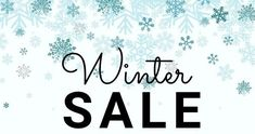 Don't miss out on the deals! Flymeawaycreations.com #sales #wintersales #winterdeals #etsyshopsale Winter Sale, Thrifting, Etsy Shop, Store, Shopping, Larger, Budget, Shop