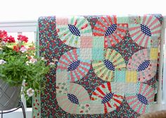 Hyacinth Quilt Designs: Gypsy Kisses