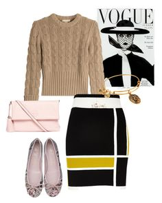 """""""bag"""" by masayuki4499 ❤ liked on Polyvore featuring Michael Kors, River Island, Tory Burch and Alex and Ani"""