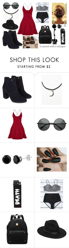 """""""Everybody Talks// Neon Trees"""" by justanotherhawksfan on Polyvore featuring Monsoon and Lack of Color"""