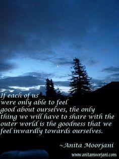 If each of us...Anita Moorjani