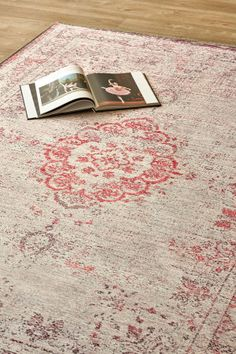 Weathered Antique Rose: X metres. Please note that, as these printed rugs are mad. Antique Roses, Rug Making, Color Splash, Cool Designs, Notes, Rugs, Antiques, Carpets, South Africa