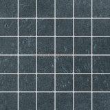 PARADYŻ Obsidiana grafit mozaika A K.4,8X4,8 29,8X29,8cm