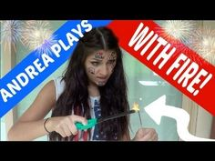 Andrea Russet- Playing with fire