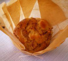 Muffins de manzana y nueces. @nuezcalifornia @borges1896 @lavidasabemejor