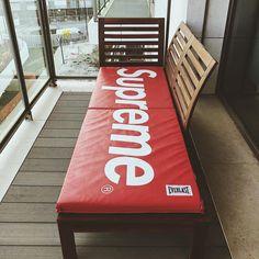 Hype bench