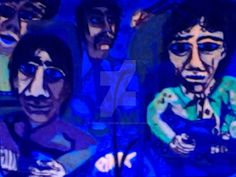 Pink Floyd's Story Scene # 5 by Crimson77Gnome.deviantart.com on @DeviantArt