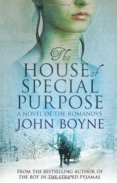 Just finished this book set in Tsarist Russia and England. Author of The Boy in The Striped Pyjamas, loved it!