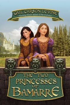 The Two Princesses of Bamarre -- To save her sister, meek Princess Addie must find the courage to set out on a dangerous quest filled with dragons, unknown magic, and death itself. Time is running out, and the sisters' lives -- and the future of the kingdom of Bamarre -- hang in the balance.