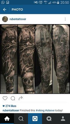 Viking sleeve