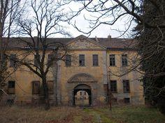 Schloss Schönwölkau in Sachsen (Familie Vitzthum von Eckstädt)