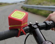 "SLEEKSPEAK – ""Wireless Speakers"" para bicicletas"