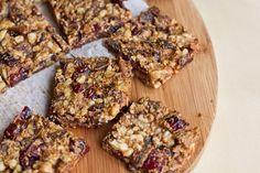 Vegan Fruit and Nut Energy Bites