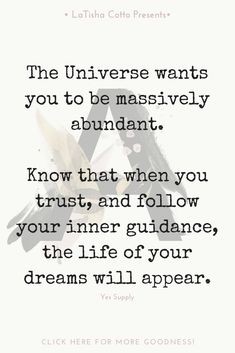 Learn to manifest the law of attraction in your life ----------------------------------------------------- quotes Positive Thoughts, Positive Vibes, Positive Quotes, Motivational Quotes, Inspirational Quotes, Happy Quotes, Great Quotes, Quotes To Live By, Life Quotes