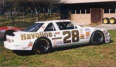 Davey Allison 28 Havoline Car | Gene Felton Restorations - Restored Race Cars - Examples - Davey ...