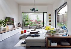 Design That Exudes Warmth and Character living area composition openings2