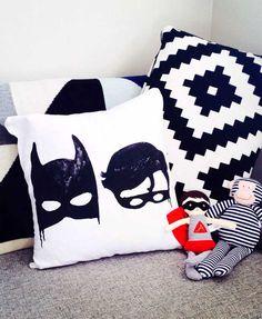 Super hero cushion