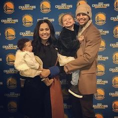 Pictures of Stephen Curry's Family and Daughters | POPSUGAR Celebrity Photo 54