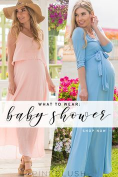 39a5cea91c26 Shop cute and trendy dresses for your baby shower!