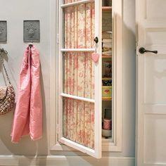 drapery-fabric-on-cabinet-doors драпировка из ткани в шкаф