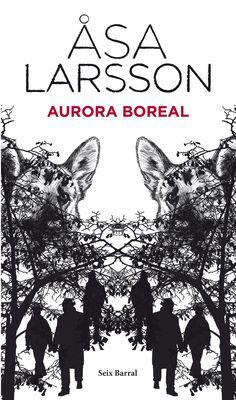 """EL LIBRO DEL DÍA: """"Aurora boreal"""", de Asa Larsson. ¿Has leído este libro? ¿Nos ayudas con tu voto y comentario a que más personas se hagan una idea del mismo en nuestra web? Éste es el enlace al libro: http://www.quelibroleo.com/aurora-boreal-2 ¡Muchas gracias! 26-5-2013"""