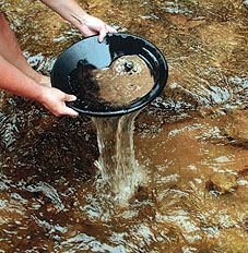 Gold Fever Prospecting - Mining Equipment, Gold Panning Paydirt & Nuggets