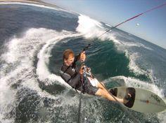 Dicen que el agua moja.. hoy he decidido comprobarlo!! #surf #wave #gopro