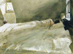 snowce:  Andrew Wyeth