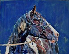 """Clear Blue Eye"" - Originals - All Artwork - Sophy Brown | Fine Art World"