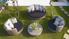 Mesas de centro de Diseño ZEST. Decoracion Beltran, tu tienda online de decoracion exterior. www.decoracionexterior.com