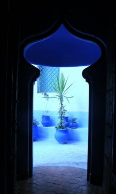 Marrakech,| ❤ Moorish dream houses △ Via Afrikraaft  www.pinterest.com/afrikraaft/ #Moroccan #design