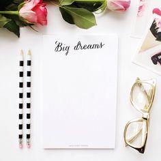 Big dreams..  #misspoppydesign