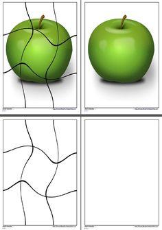 Plusieurs séries de puzzles sur le thème de l'automne pour les élèves de maternelle. (4, 6 et 9 pièces) Ils pourront être plastifiés ou utilisés comme exercices.