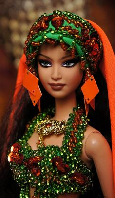 Barbie outfit,for Fashionistas.model muse.bellydance arabian exotic egypt