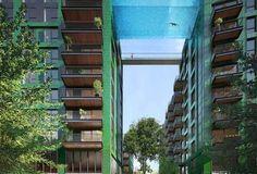 5 zwevende zwembaden - Imagicasa