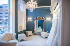 Bridal Salon Interior