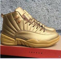 JORDAN 12 Basketball Shoes (FOR CUSTOMIZING) a7b369830