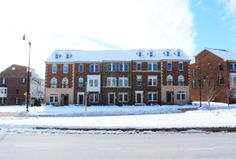 Wintertime at Villages of Urbana, a new home community in Frederick County, Maryland- https://www.facebook.com/VillagesofUrbana #winter #snow #december #newcommunity #eastcoast #urbana #frederick #maryland