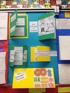 Great foldables! Have students present a chapter using a poster containing foldables.