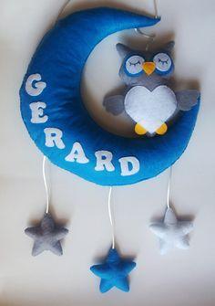 Owl Felt, Felt Banner, Banners, Facebook, Christmas Ornaments, Holiday Decor, Home Decor, Room Decor, Christmas Jewelry