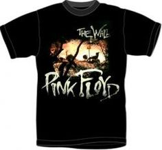 T-shirt Pink Floyd The Wall pull homme officiel groupe rock