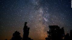 Reserva internacional del cielo oscuro Pic du Mindi, Francia